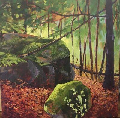 holly friesen, 'Rattlesnake Mountain Garden'
