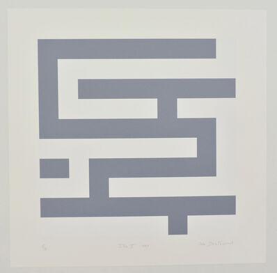 Ode Bertrand, 'Iter V ', 1998