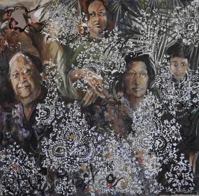 Marion Colomer, 'Hyderabad family part 2', 2009