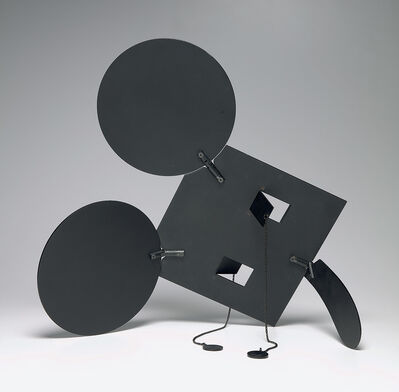 Claes Oldenburg, 'Geometric Mouse, Scale C', 1971