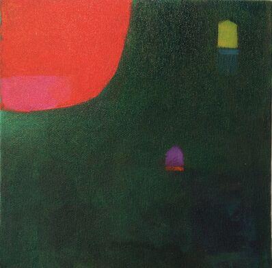 Kate Trafeli, 'Rosso verde viola', 2021