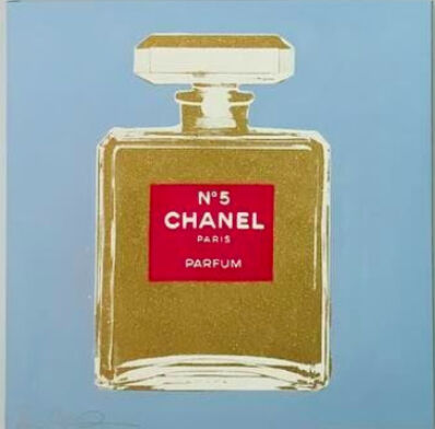 Shane Bowden, 'Chanel (Gold Diamond Dust)', 2018