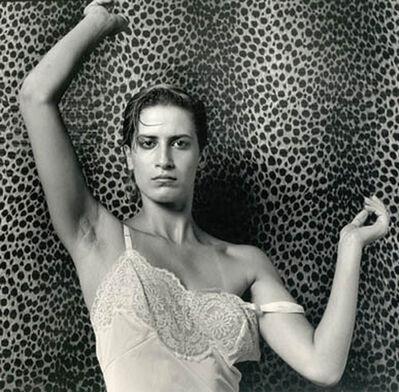 Marcos López, 'Grecia', 1986