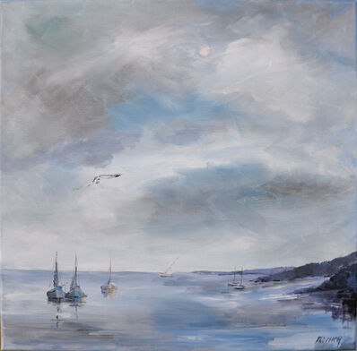 Liliane Paumier, 'At anchor', 2021