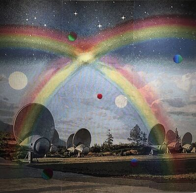 George Bolster, 'Two suns generate double rainbows on  Tatooine', 2019