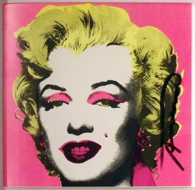Andy Warhol, 'Marilyn Invitation', 1981