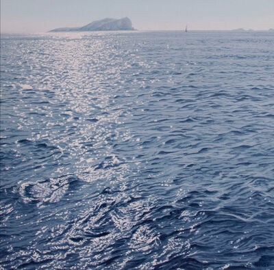 Javier Torices, 'Navegando en Cala Conta 17.23', 2019