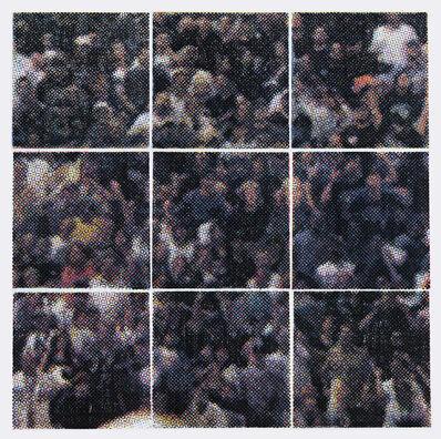 Stephen Andrews, 'Crowd, 2004', 2004