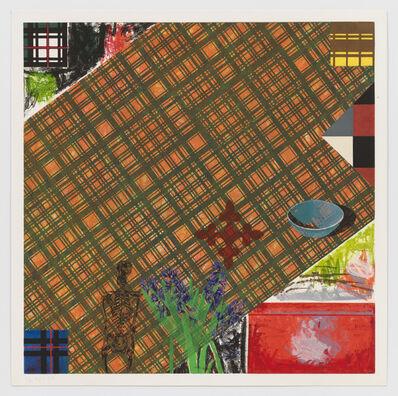 Jennifer Losch Bartlett, 'Elements (Air, Water, Fire, Earth)', 1992