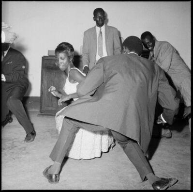 Malick Sidibé, 'Dansez le twist', 1965