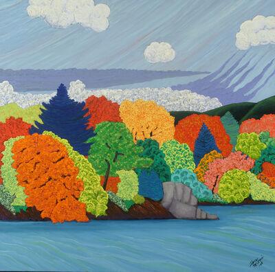 Jack Stuppin, 'Catskill River', 2008