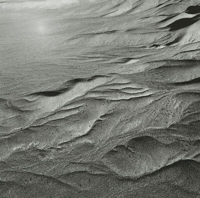 Emmet Gowin, 'Hidden Shadows and Braided Arroyos, South of Frenchman Flat, Nevada Test Site', 1996