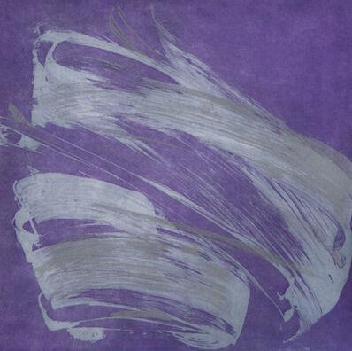 Jill Moser, 'Wingate Set, Violet', 2015