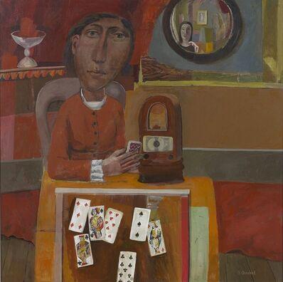 Simon Quadrat, 'The Card Player '