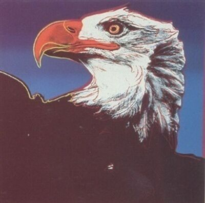 Andy Warhol, 'ENDANGERED SPECIES: BALD EAGLE FS 11.296 BY ANDY WARHOL', 1983