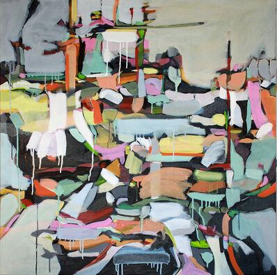 Glynis Tinglof, 'New Territories III'
