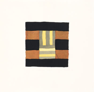 Sean Scully, 'Yellow Light', 1992