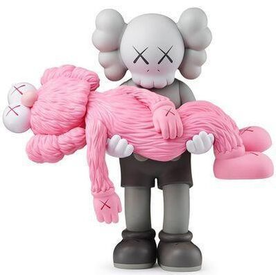 KAWS, 'KAWS, Gone (Grey), 2019', 2019