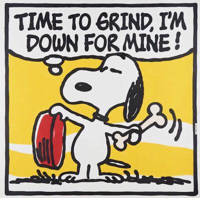 "Mark Drew, 'Time To Grind, I'm Down For Mine!  ""Bone Thugs N Harmony""', 2019"