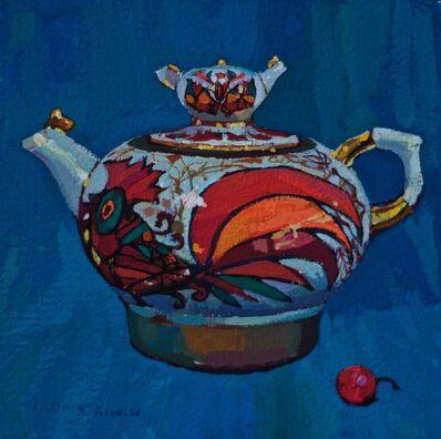 Timur Akhriev, 'Russian Teapot', 2017