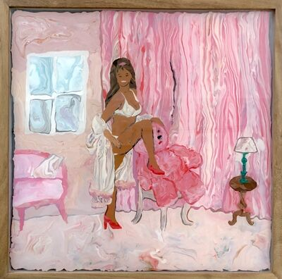 Mia Darling, 'Bacon Curtains', 2020