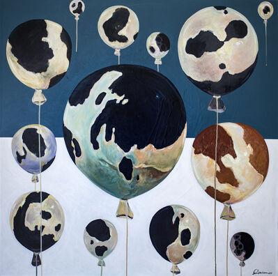 Dorian Agüero Anaya, 'Gravedad invertida / Inverted gravity', 2020
