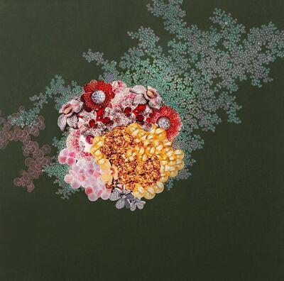 Tiffany Chung, 'Study of dots', 2006