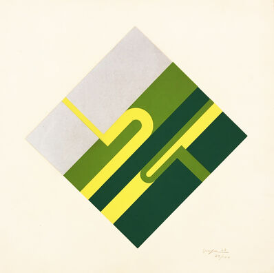 Ivan Serpa, 's/titulo', 1968