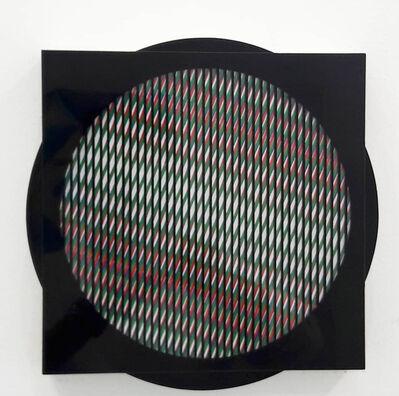 Carlos Cruz-Diez, 'Chromointerference Manipulable', 1989