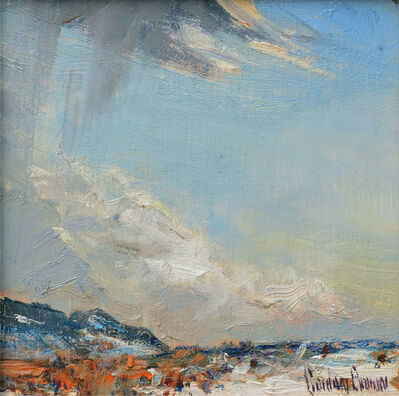 Gordon Brown, 'Winter Sky'