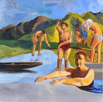 Antonia Caicedo, 'Dreaming of outside', 2020