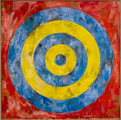 Jasper Johns, 'Target', 1961