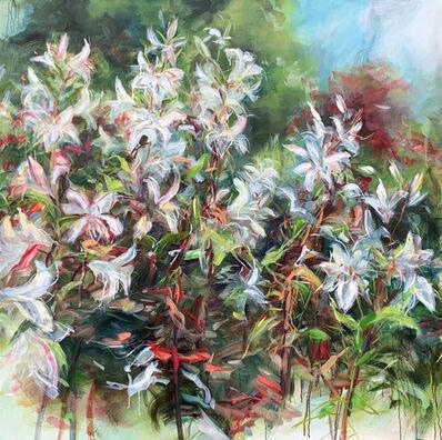 Jamie Evrard, 'Lily Garden II', 2020