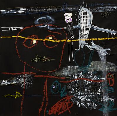 Thierry Oussou, 'Le petit enfant', 2018