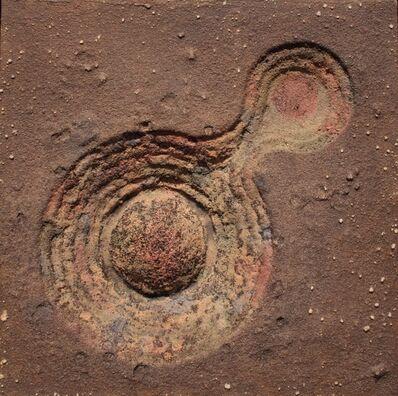 Vicente Rojo, 'Small crater', 2004
