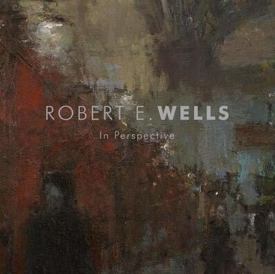 Robert E Wells, 'In Perspective', 2018