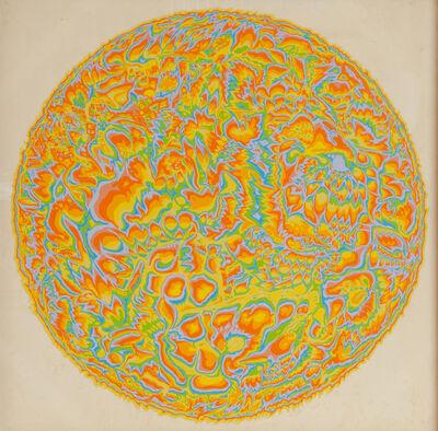Robert La Vigne, 'Round yellow', Unknown