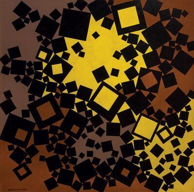 José Pedro Costigliolo, 'Cuadrados LXXIX', 1975