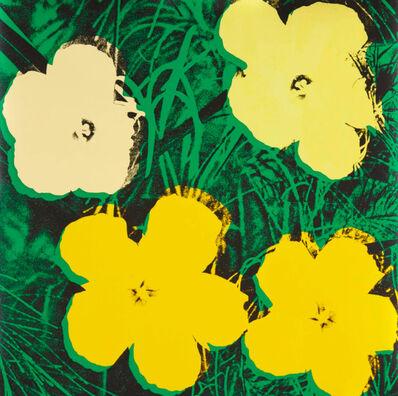 Andy Warhol, 'Flowers II.72', 1970