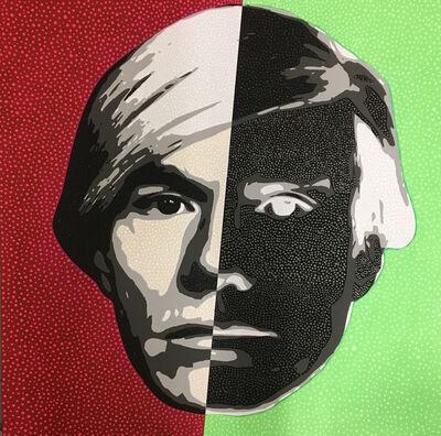 Philip Tsiaras, 'Andy Warhol', 2019