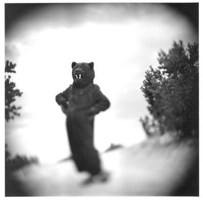 Keith Carter, 'Dancing Bear', 2002