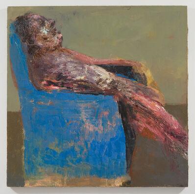Niyaz Najafov, 'Blue Armchair', 2015