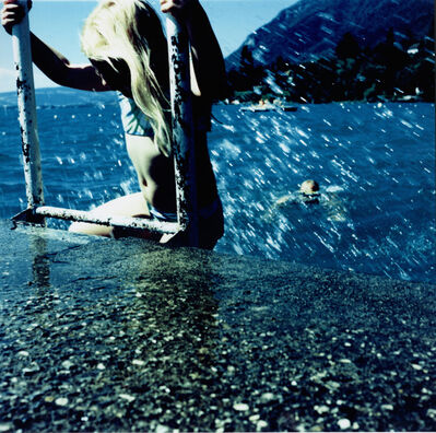 Karine Laval, 'Untitled #24 (The Pool), Annecy, France', 2002