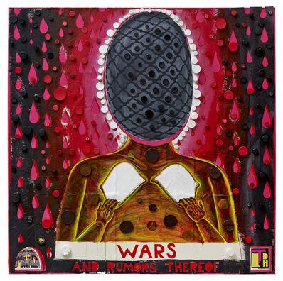 Trenton Doyle Hancock, 'Wars and Rumors Thereof', 2016