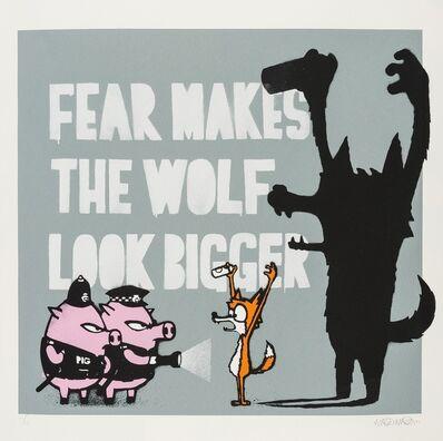 Mau Mau, 'Fear Makes the Wolf Look Bigger', 2016