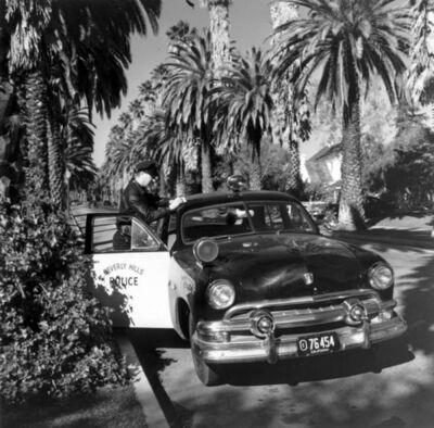 Slim Aarons, 'Beverly Hills Cop', 1952