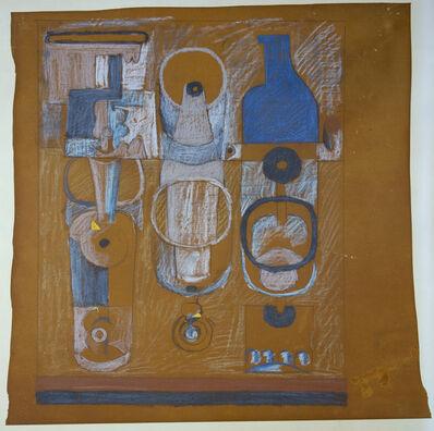 Le Corbusier, 'Bouteille bleu', 1926