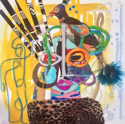 Miles Purvis, 'Don't Ash on my Feathers', 2017