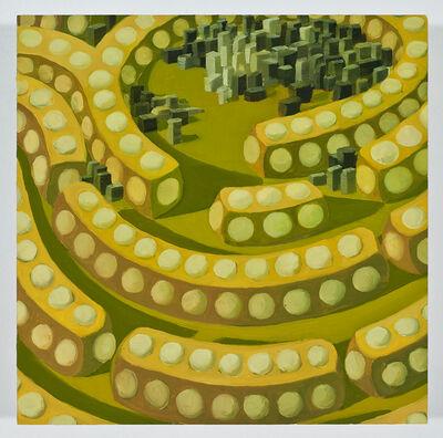 Judith Berry, 'Small Yellow City', 2012