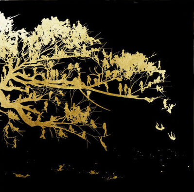 Jessica Lichtenstein, 'Black Water', 2018